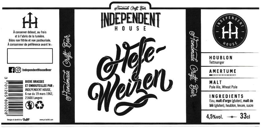 Brasserie INDEPENDENT HOUSE 04